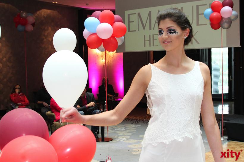 Fashion Show im Hyatt - Brautkleider Kollektion