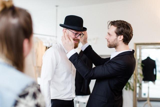 interview - Bräutigam - atelier - mirco und theresa heiraten2