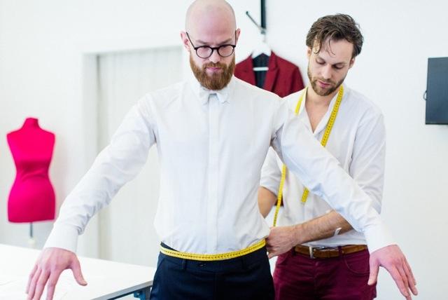interview - Bräutigam - atelier - mirco und theresa heiraten