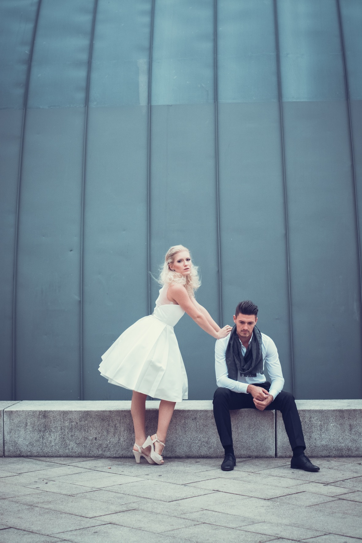 2015 - Shooting - Christina SZ - Cathrin Knussmann - Die moderne Braut Blog