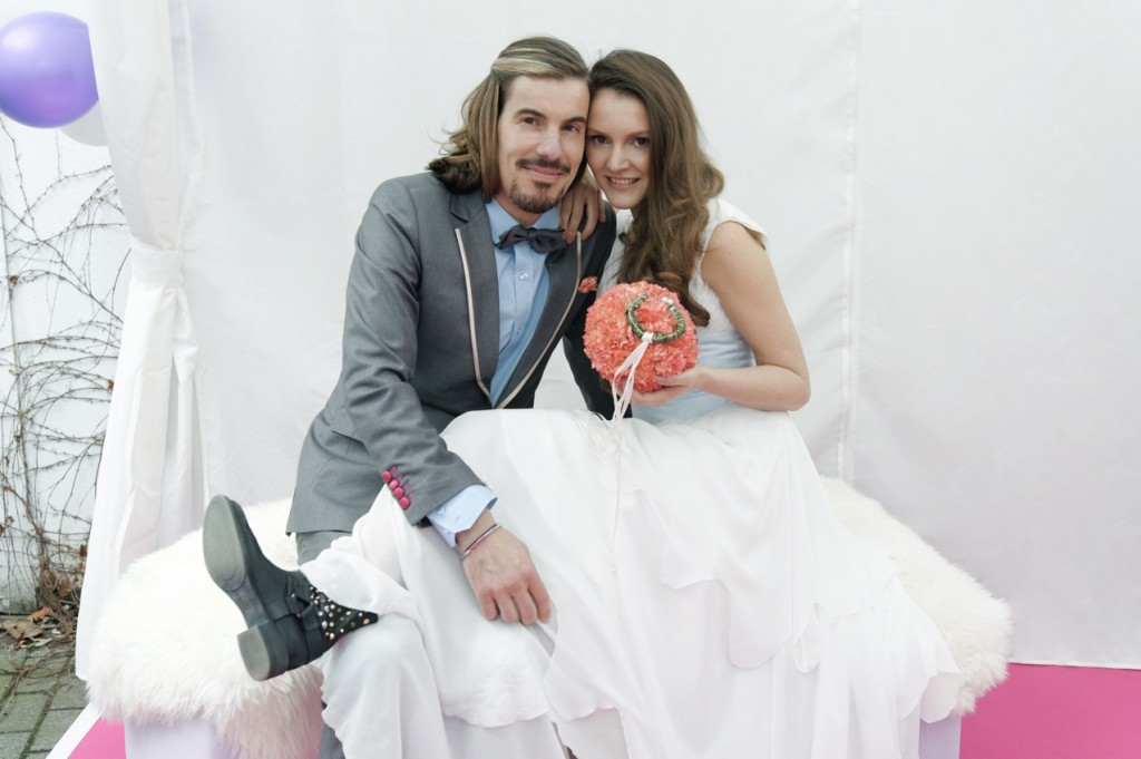 2013 - meet and marry - real clients - shooting -braut und bräutigam