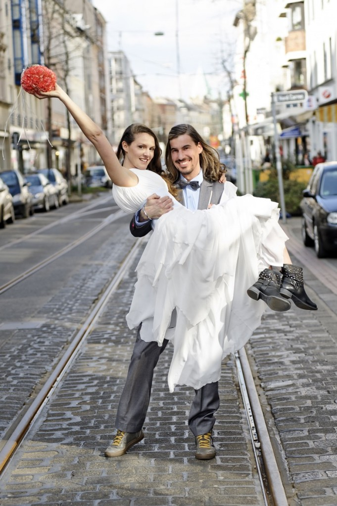 2013 - meet and marry - real clients - shooting - braut und bräutigam