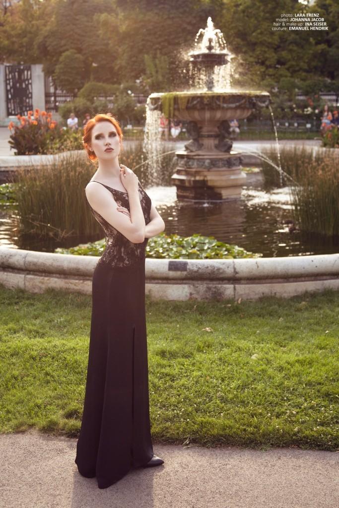 Evening gown / Abendkleid: EVE