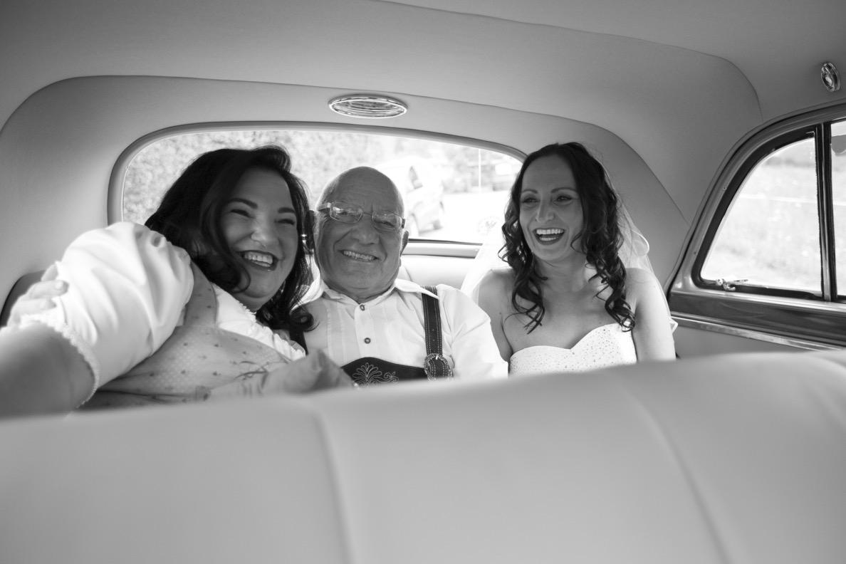 Echte Hochzeit – Doris und Thomas