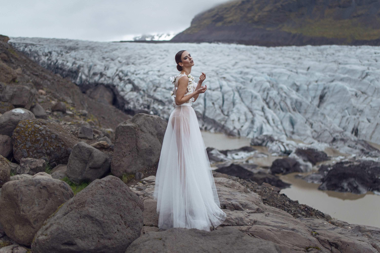 Sina & Martin Krolop5 - extravagante Brautmode