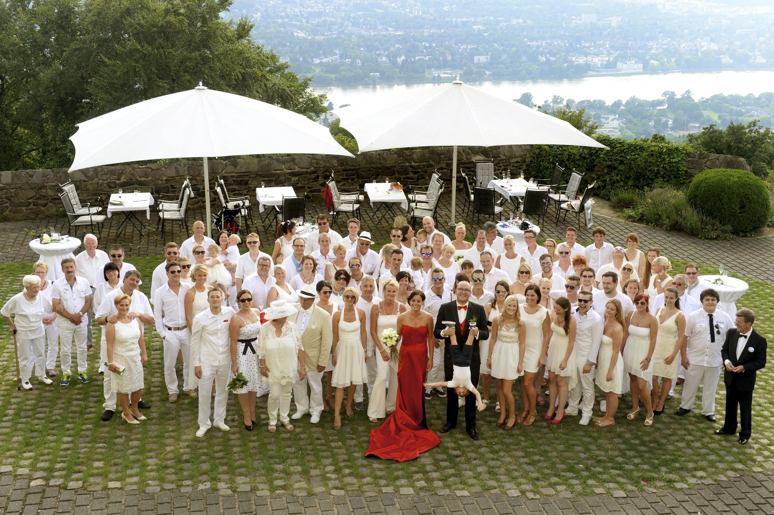 Echte Hochzeit – 2014 - Jessica Hirte - Mottohochzeit