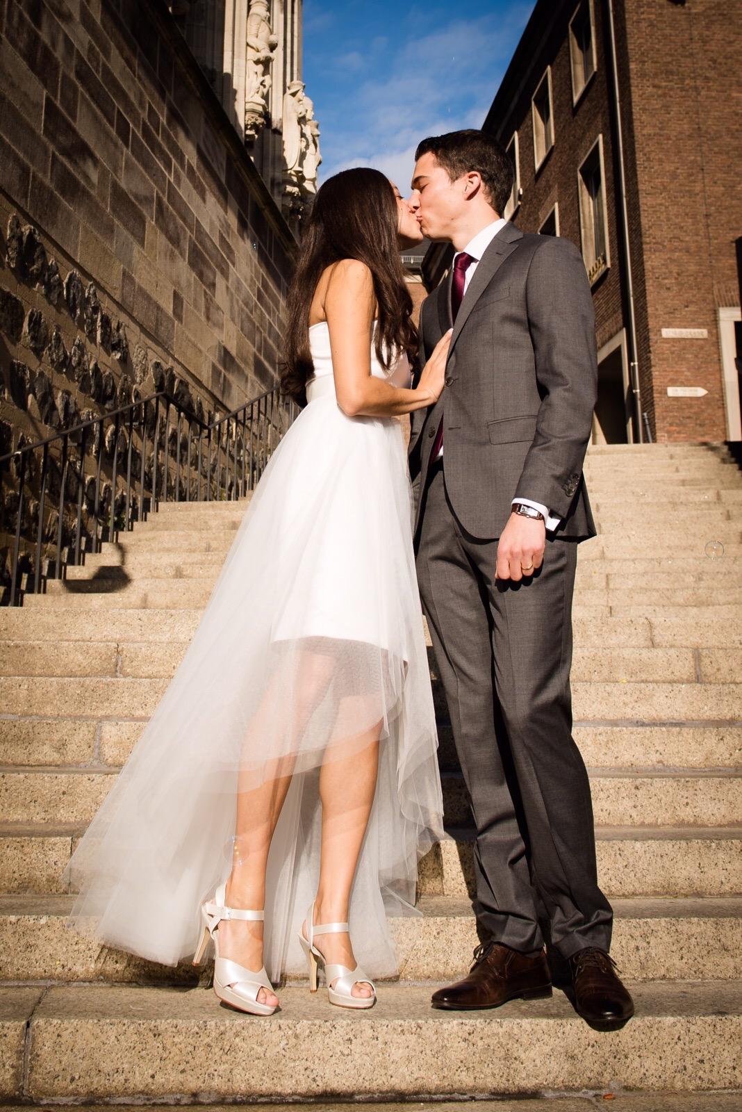 Echte Hochzeit - standesamtliche Hochzeit - Isabella - 2015 -