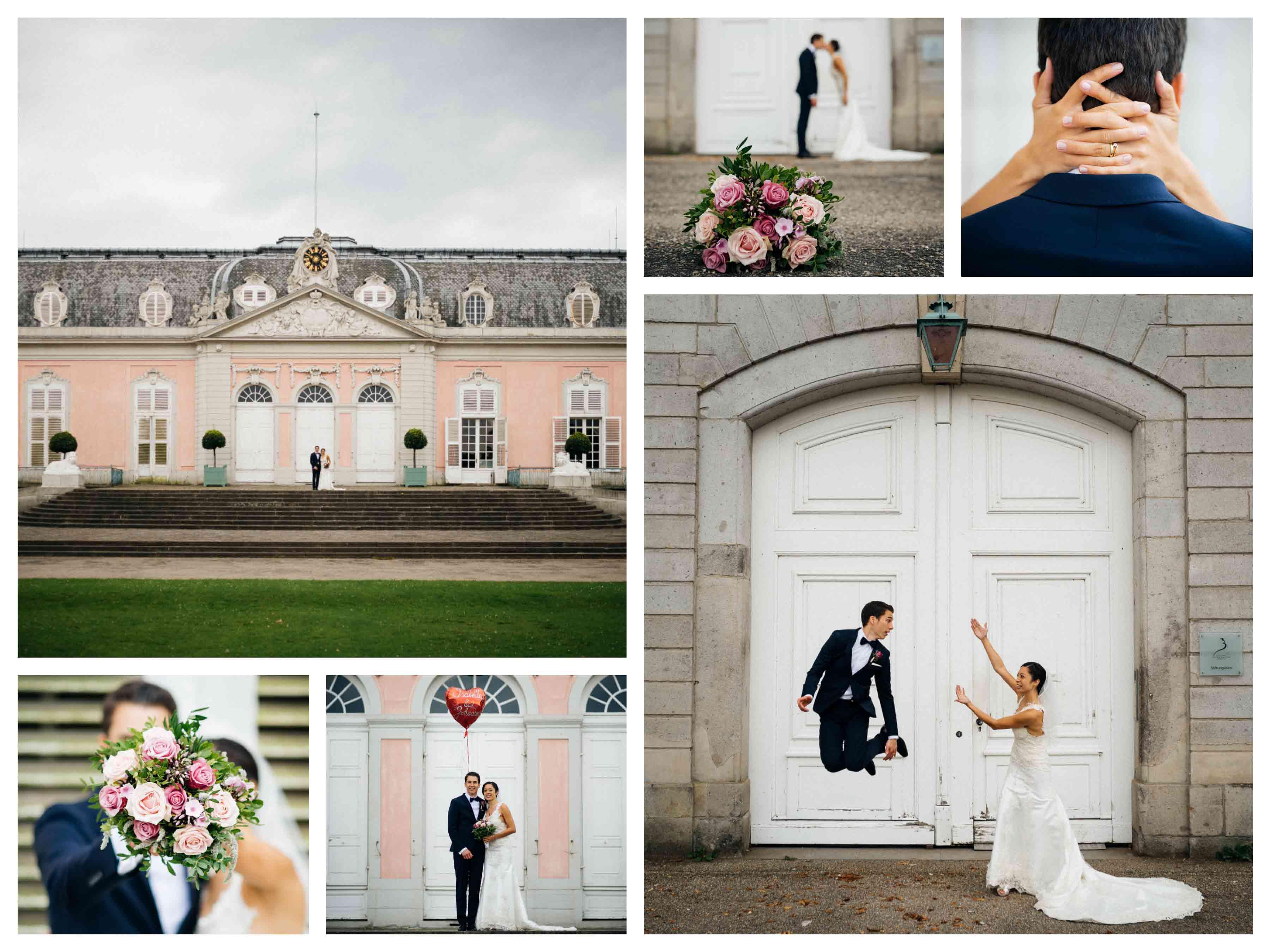 Echte Hochzeiten - 2016 - Isabelle Thiemann - Köln -Couture Brautkleid