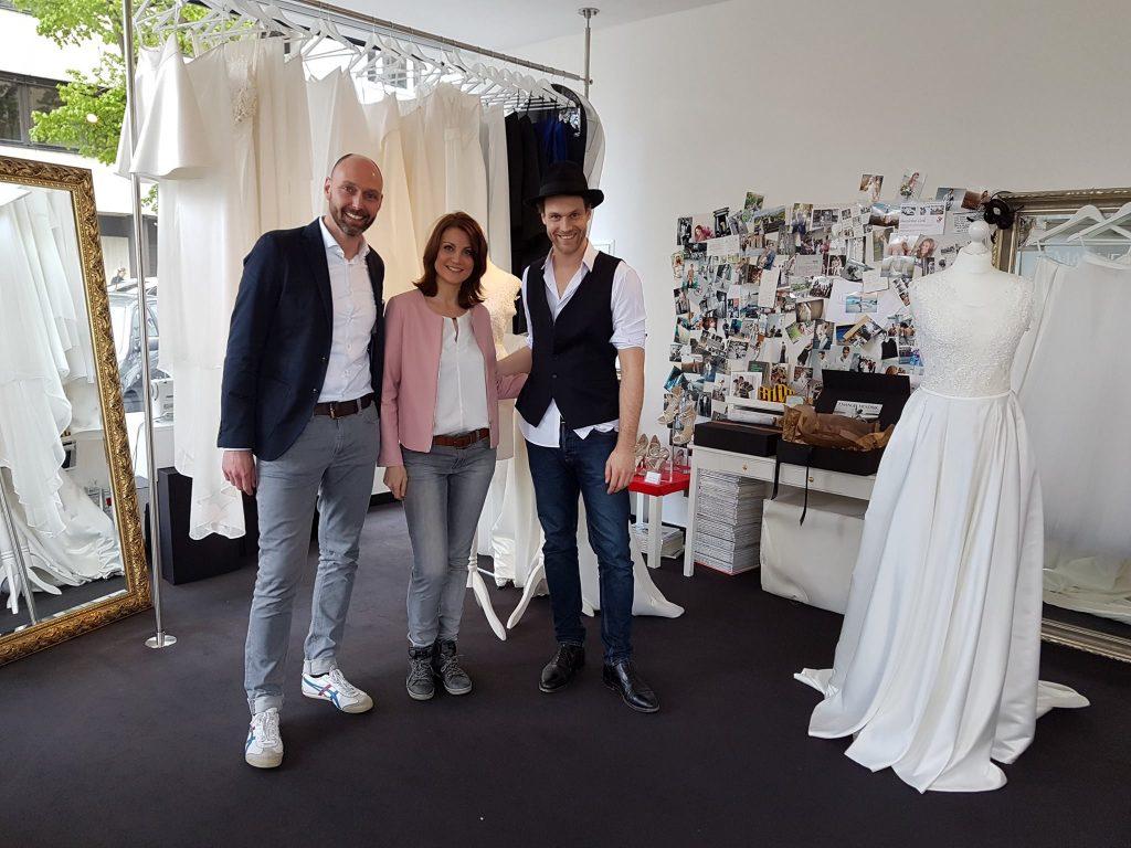 Atelier - 2016 - Brautblüte - Händler - Brautmode