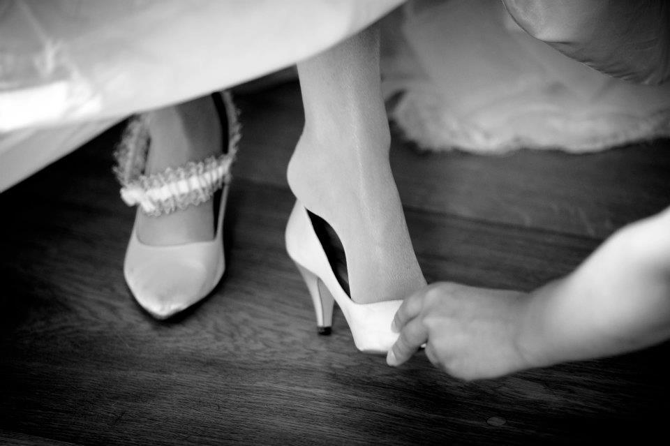 Strumpfband, Blog Hochzeitsbräuche