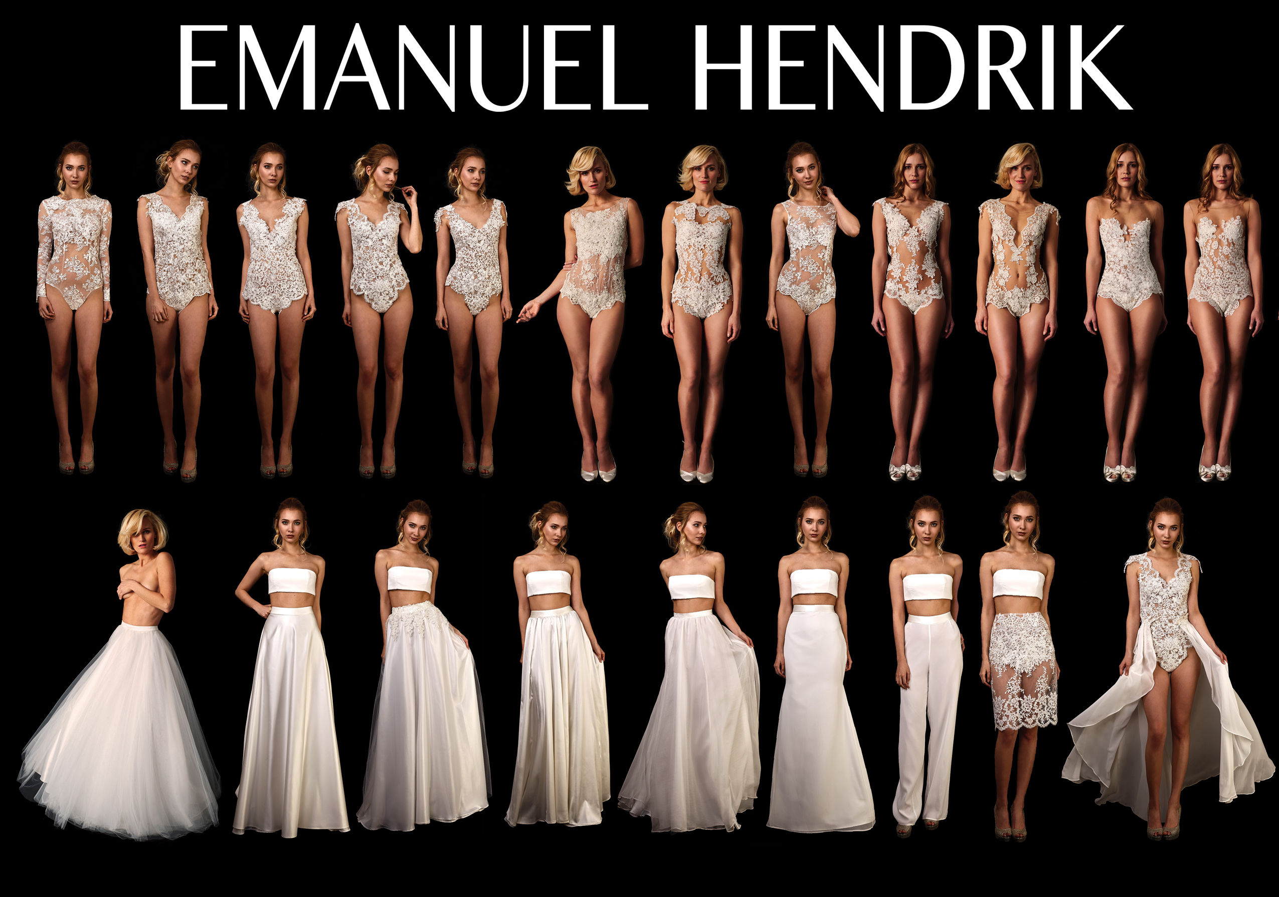 Emanuel Hendrik Design Dein Eigenes Brautkleid Mit Mix Match